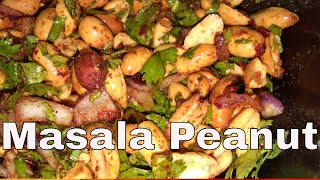How to Prepare Masala Peanut