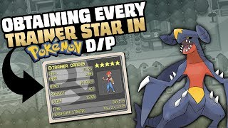 HOW EASILY CAN YOU GET A 5-STAR TRAINER CARD IN POKEMON DIAMOND/PEARL?