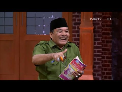 The Best Of Ini Talkshow - Jawaban Ngaco Teka Teki Silang Pak RT