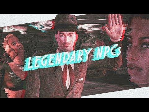 New Vegas Has Legendary NPCs