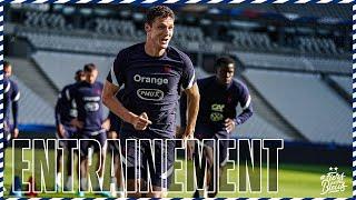 Veille de France Bulgarie Equipe de France I FFF 2021