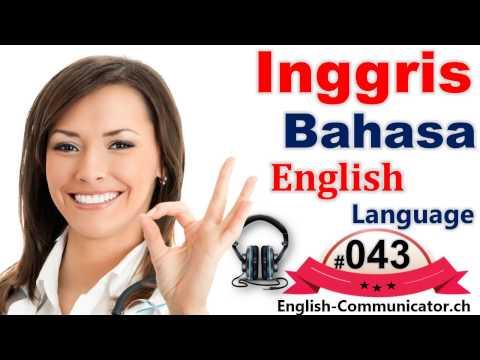 #43 Sebuah cincin dari bahasa Inggris English di Ambon Tebing Tinggi