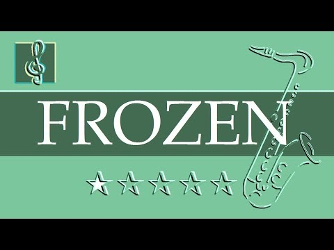 Tenor Sax & Guitar Duet - Frozen - Let It Go - Walt Disney (Sheet music - Guitar chords)
