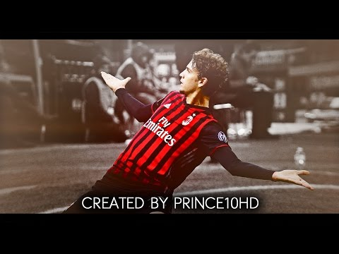Manuel Locatelli -  Future Captain - AC Milan 2016/2017 Skills, Passes, Tackles & Goals - HD