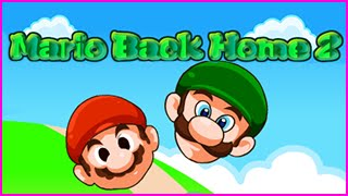 MARIO BACK HOME 2 Level 1-24 Walkthrough