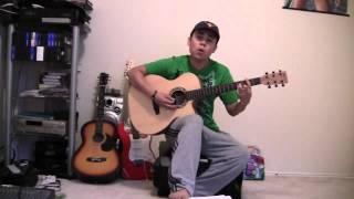 toi van co don guitar (cover)
