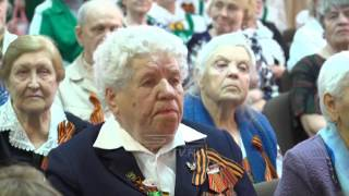 Большой концерт подарили ветеранам «гайдаровцы»