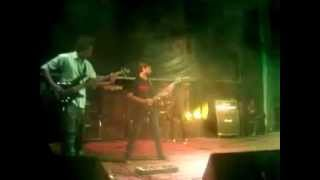 in the absence of the sacred cover by Nergal(Bangladeshi band)