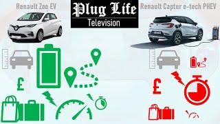 Renault Captur e-tech? Get a Zoe | Plug Life Television episode 31