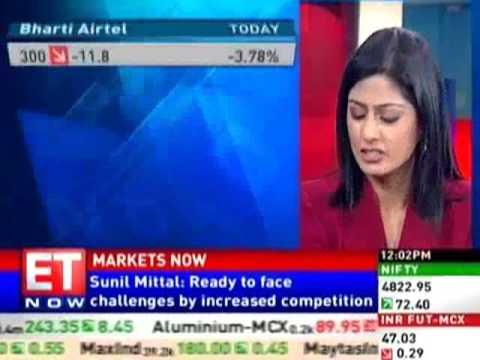 Stock market update: Sensex, Nifty doing well