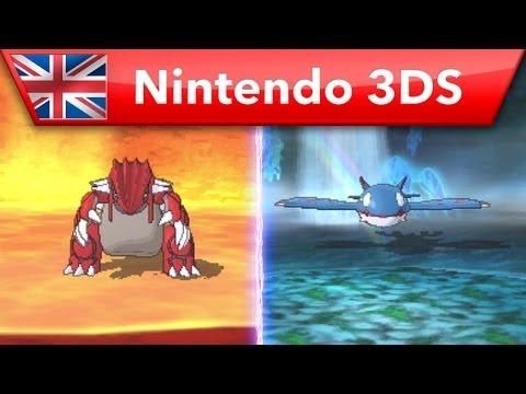 Pokémon Omega Ruby & Pokémon Alpha Sapphire - E3 2014 Trailer (Nintendo 3DS)