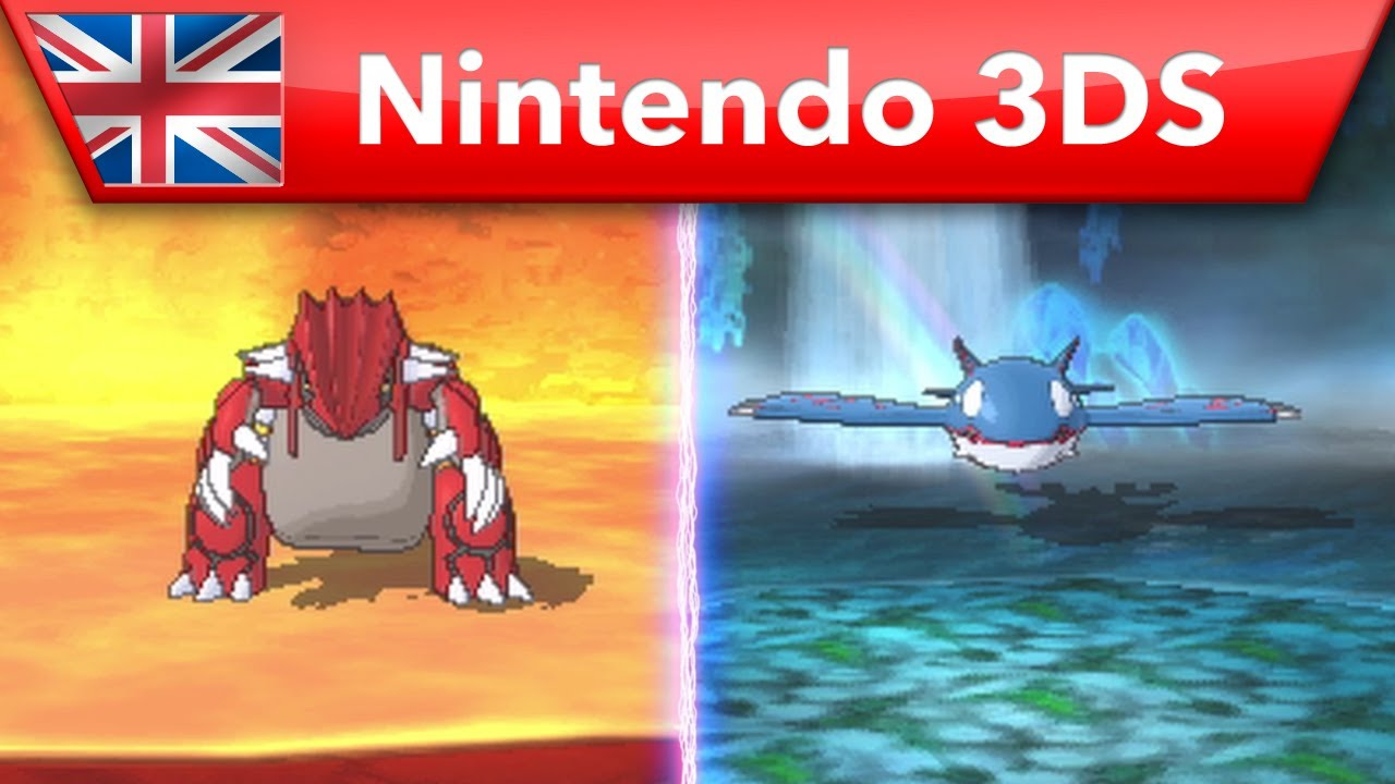Pokémon Omega Ruby amp; Pokémon Alpha Sapphire  E3 2014
