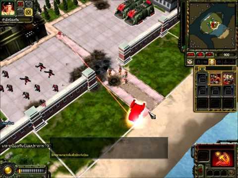 """เกมส์ Red Alert 3 Soviet 01 """"นกน้อยและขวากหนาม"""""""
