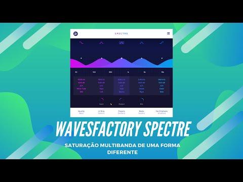 Esse plugin vai adiantar muito sua Mixagem: Wavesfactory Spectre