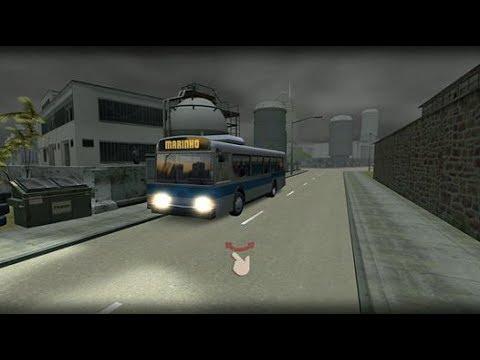 (real mode)Bus Simulator 17.Rio De Janeiro industry level3