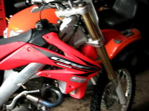 Repeat My 2004 Honda CRF250R by sputera - You2Repeat