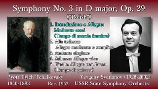 "Symphony No. 3 in D major, Op. 29 (""Polish"") (00:05) 1. Introduzion..."