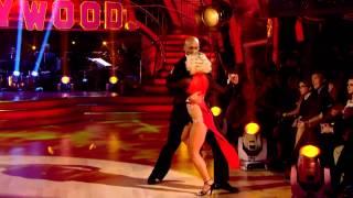 Colin Salmon & Kristina Rihanoff - Argentine Tango - Strictly Come Dancing 2012 - Week 3