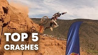 Red Bull Rampage 2012 Top 5 Crashes