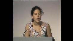 Listen to the Children - Severn Cullis-Suzuki's famous speech on the environment (1992)