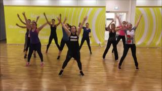 "La La Land cast "" Another Day of Sun"" - Dance with Kristi"