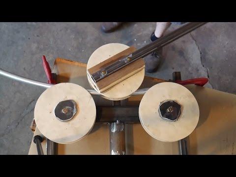Bending Metal: Flat and Tube