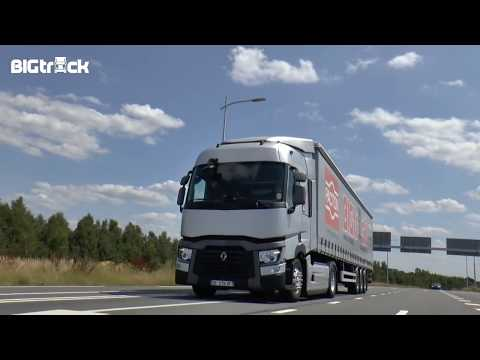 RoadTest Renault Trucks T460 Optifuel