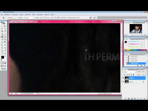 Tutorial - No more Copyrights in a Photo