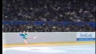 Kristi Yamaguchi (USA) - 1994 World Challenge of Champions, Ladies