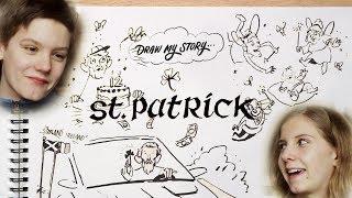 Vanessa & Talbott (St. Patrick's Day) | Draw My Story | HiHo Kids