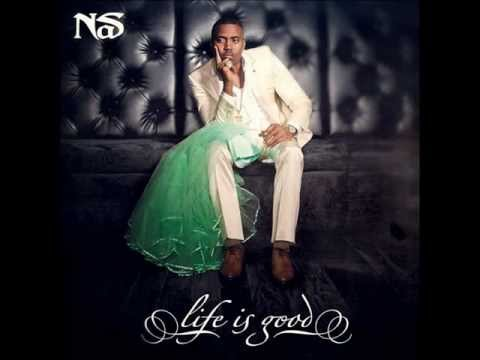 Nas- Reach Out (feat. Mary J Blige) (Life's Good) (*HD*)