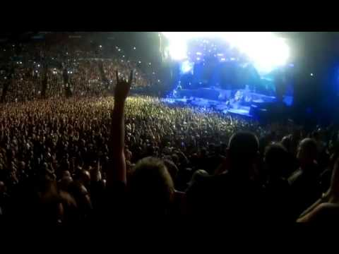 Iron Maiden Live @ Milano Assago Forum 22-07-2016 [Full Concert]