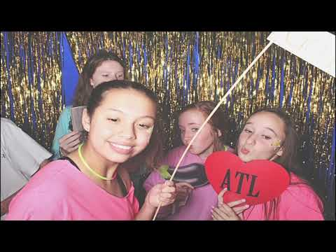 10-12-18 Atlanta St Pius X Catholic High School Photo Booth - 2018 Homecoming - Robot Booth