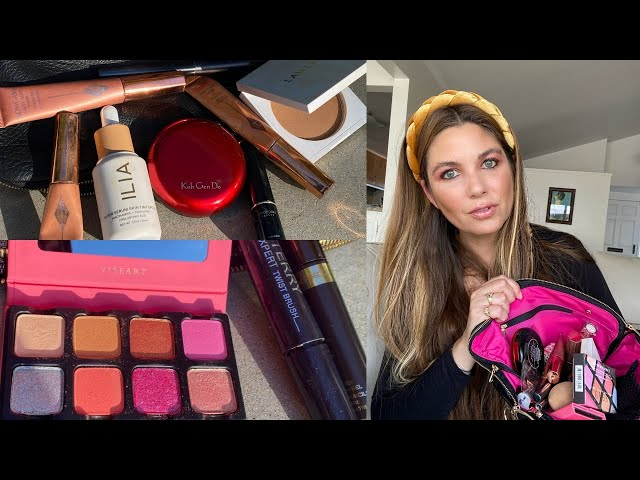 In My Makeup Bag, On My Face...A First Impressions Tutorial Feat. Ilia, Viseart, Jouer and More