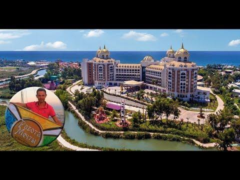 Работа Мечты. Обзор отеля Delphin BE Grand Resort in Antalya
