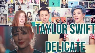 Taylor Swift - Delicate - REACTION
