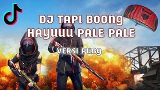 Download DJ TAPI BOONG HAYUK - VERSI PUBG
