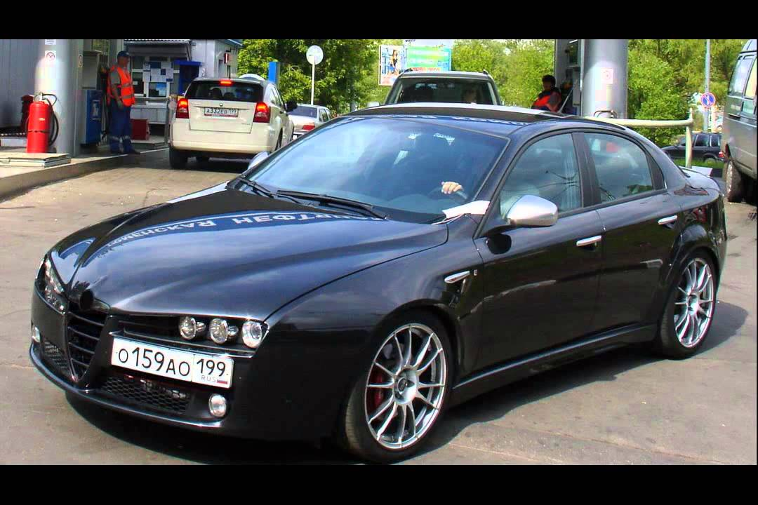 alfa romeo brera 2 2 jts youtube. Black Bedroom Furniture Sets. Home Design Ideas