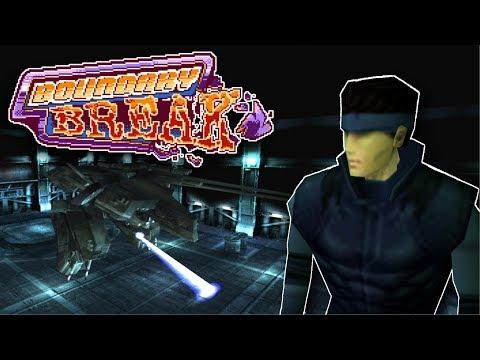 Off Camera Secrets | Metal Gear Solid - Boundary Break Ft. David Hayter