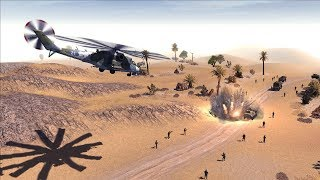 BIGGEST MODERN TANK BATTLE & HELICOPTER AMBUSH | Call to Arms Campaign Gameplay