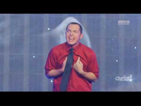 Internet Famous 2016 Michael Gallagher | Mr. Blankets (Funny Scene)