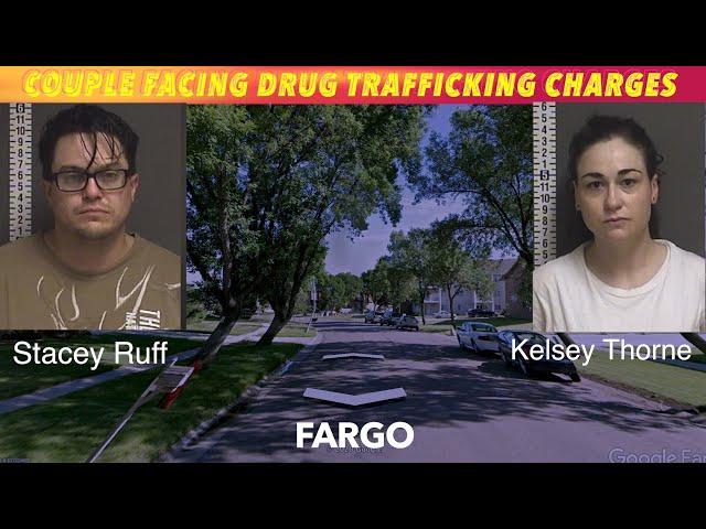 Drug Trafficking Charges, 230 Grams Meth & Heroin Seized