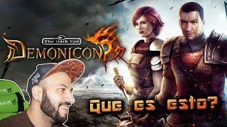 Probando DEMONICON | WTF ES ESTO O_O | Gameplay Español