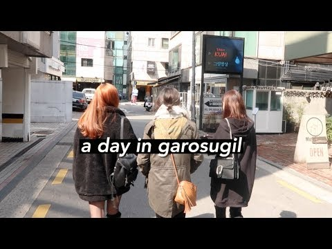 A Day in Garosugil: Lee Jong Suk's Cafe & New Flagship Stores