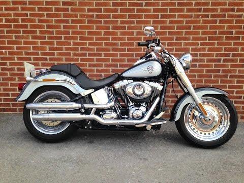 Harley Davidson Fatboy www.ridersmotorcycles stk # 23047
