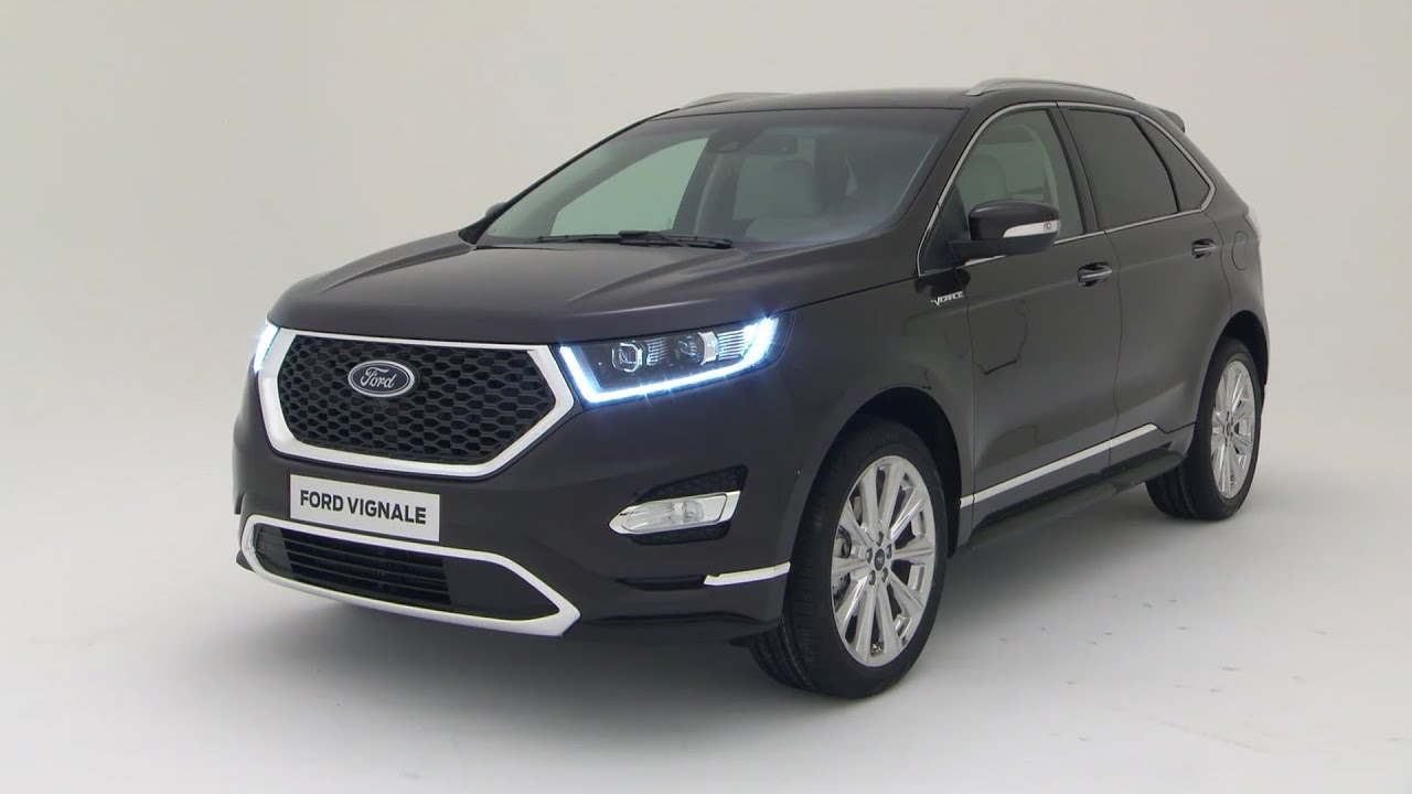 ford edge vignale youtube. Black Bedroom Furniture Sets. Home Design Ideas
