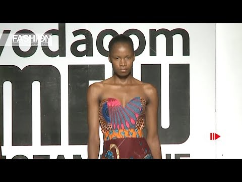 RI.CH FACTORY Pan African Mozambique MFW 2018 - Fashion Channel