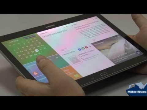 Видеообзор Samsung Galaxy Note Pro 12.2 - все о планшетах Pro линейки