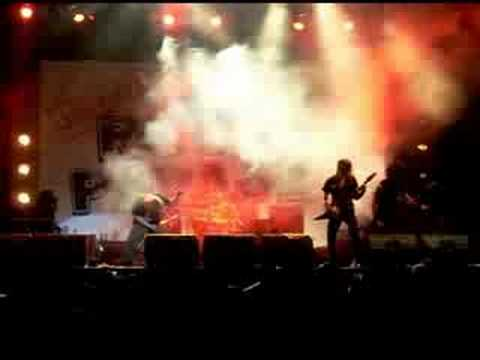 Dismembered - Opening Song - Jakarta Rock Parade 2008 Day2