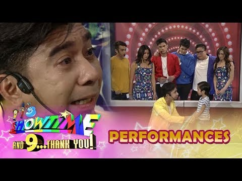 It's Showtime Magpasikat 2018: Team Jugs and Teddy's live father and son show of love